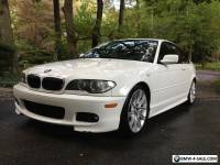 2004 BMW 3-Series 330ci ZHP Optioned Coupe