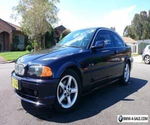 BMW 320ci for Sale