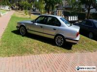 Beautiful BMW E34 540i saloon in great condition.