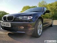 BMW 325i 3 series saloon E46 2004