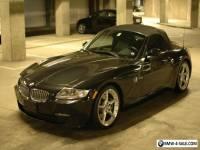 2007 BMW Z4 3.0 SI