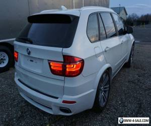 LEFT HAND DRIVE 2011 BMW X5 FLOOD SALVAGE for Sale