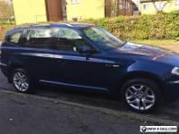 BMW x3 2.0 D.M.Sport 5DR