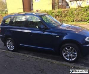 BMW x3 2.0 D.M.Sport 5DR for Sale