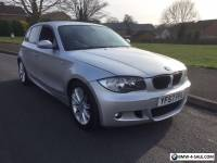 BMW 118D 2.0 M SPORT - SILVER  #ONLY 66K MILES#