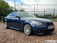 BMW 525D 3.0 M SPORT LCI FACELIFT HIGH SPEC