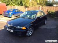 BMW 323I SE Auto Low Mileage 1999 - 1 previous owner