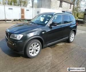 DIESEL BMW X3 2.0 XDRIVE SE AUTO 2011 PROFESSIONAL SAT NAV 4X4 XLINE Package for Sale