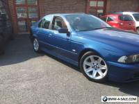 BMW 5 SERIES 525i SE 2000 AMAZING CONDITION