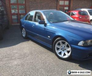 BMW 5 SERIES 525i SE 2000 AMAZING CONDITION for Sale