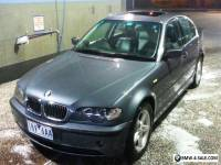 BMW 320i 2002, CHARCOAL GREY, LEATHER INTERIOR, 173,000 KMS, 12 MONTHS REG, GC