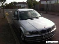 2000 BMW 3 SERIES 316i SE 4dr 1.9 PETROL, LONG MOT (DEC 16), SERVICE HISTORY