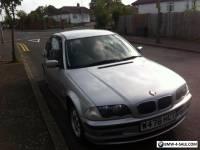 2000 BMW 3 SERIES 316i SE 4dr 1.9 PETROL, LONG MOT (DEC 16), SERVICE HISTORY