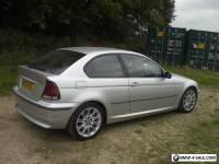 """53"" BMW 325, 12 mths M.O.T, 18"" Alloys, Black Lthr, Low Miles, E46, PX Poss"
