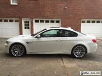 2011 BMW M3 E 92