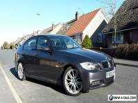 2006 Grey BMW 320i M Sport Auto - Great condition, FULL MOT.