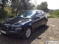 2002 BMW 316ti