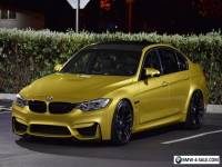 2015 BMW M3 Turbo