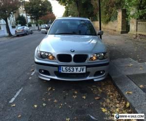 BMW M Sport 320 diesel for Sale