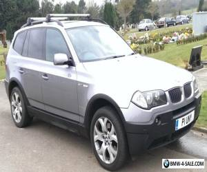 BMW X3 3.0i sport  for Sale