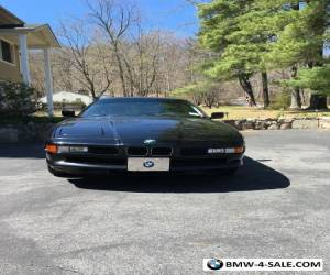 1993 BMW 8-Series for Sale