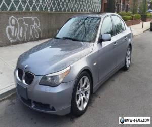 2005 BMW 5-Series for Sale