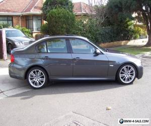 2006 BMW 320I MSPORT SEDAN AUTO LEATHER/SUNROOF 18 INCH ALLOYS REG 3/2017  for Sale