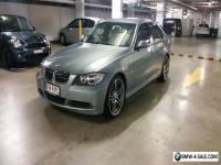 2006 BMW 323i E90 sedan