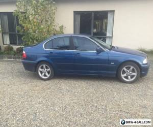 2001 bmw 320i for Sale