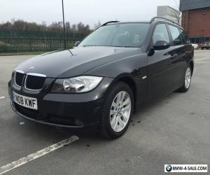 2008 BMW 3 Series 2.0 318d ES Touring. Start stop, lower Tax and insurance. for Sale