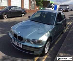 bmw 316ti 1.8 2003 121k  for Sale