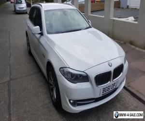 BMW 520d SE ESTATE, DIESEL, F11, 2011, 6 SPD MANUAL , SAT NAV, BLUETOOTH, BMWSH for Sale