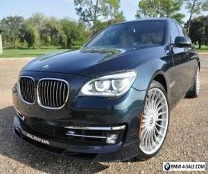 2014 BMW 7-Series ALPINA B7 RWD*LWB*2014.9*RADARCRUISE*B&O*MSRP$148K for Sale