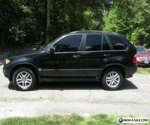2005 BMW X5 3.0i for Sale