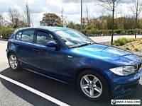 BMW 116 1.6 i Sport 5 DOOR Blue FULL SERVICE HISTORY BARGAIN