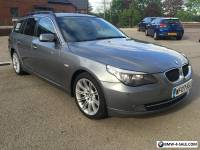 2007 BMW 520d SE Touring Immaculate condition inside out.High spec model.