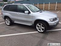 BMW X5 SPORT E53 4.4 V8 VERY LOW MILEAGE 84K STUNNING