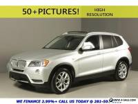 2014 BMW X3 2014 xDrive35i AWD NAV PANO LEATHER HUD SPORT V6