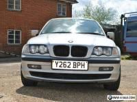 BMW 325i silver, 5 door, auto