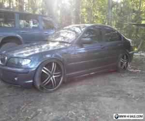 bmw 325 6cyl ,e46, sports, cruise, mags. for Sale