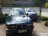 1996 BMW 7 SERIES FOR SALE