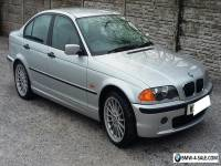 BMW 318i E46 saloon 126k miles, reliable car, leather 18 inch wheels