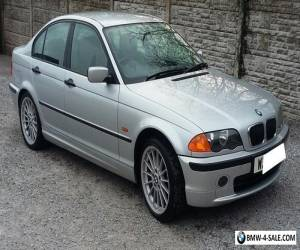 BMW 318i E46 saloon 126k miles, reliable car, leather 18 inch wheels for Sale