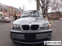 2004 BMW 3-Series 325xi AWD 4d