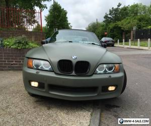 BMW Z3 ROADSTER NOT Z4  for Sale