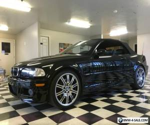 2003 BMW M3 6 speed for Sale