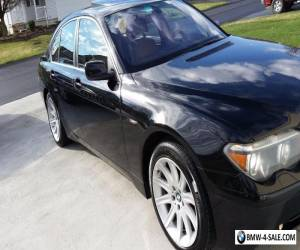 2003 BMW 7-Series for Sale