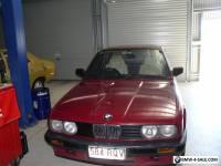 BMW E30 1990 318i Sedan  Well Maintained