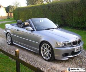 BMW 325ci Sport Convertible - Low Mileage - Just Serviced and MOT'd for Sale