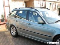 BMW 325i SE Touring 2002/02, Auto, Xenons/Leather